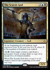 Hour of Devastation  Presale MTG 1 The Scarab God  Magic Mythic