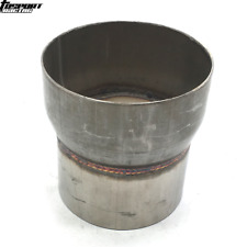"""Stainless Steel Piping Exhaust Reducer 2.5"""" to 3"""" Fits Mazda Dodge Acura BMW"""