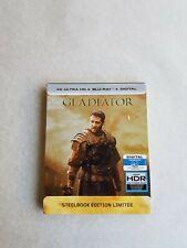 Gladiator STEELBOOK Blu-ray /4K[ Edition Limitee Fnac ]