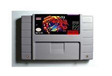 Super Metroid SNES 16-Bit Game Cartridge USA NTSC English Language