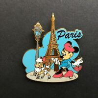 DLRP - Paris Minnie Mouse Disney Pin 75053