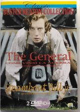 Dvd Buster Keaton Collection - 2 dischi The General + Steamboat Bill Jr. Usato