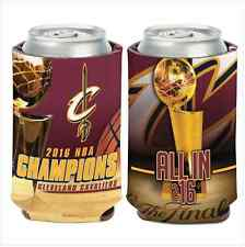 World Champions Cleveland Cavaliers World Champions Can Cooler 12 oz. Koozie
