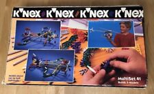 K'nex Multiset - Sky Flyers 41 - MS 41 / 11001 - Sealed - Box Damage - 1995 USA