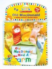 Little Scholastic: Old MacDonald : A Hand-Puppet Board Book by Jill Ackerman...
