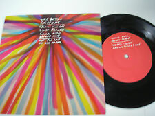 """The Bats / Califone - Holiday b/w Silver + Gold 7"""" single new limited one sided"""
