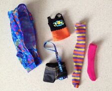 Monster High Doll Howleen Wolf Exclusive Sisters 2 Pack Clothes Outfit Lot