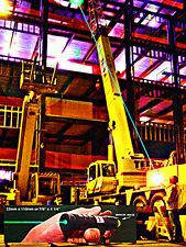 ROMISEN Engineering/Industrial Duty GREEN LASER /Waterproof/Hi beam power <70mw
