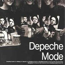 Everything  Counts - Live [Maxi Single] by Depeche Mode