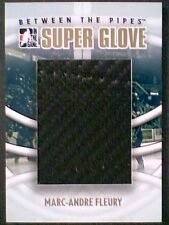 MARC-ANDRE FLEURY  AUTHENTIC GAME-USED GLOVE / 10  GOLD