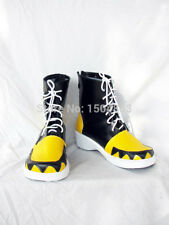 Anime SOUL EATER Female Male Ankle Boot High-heeled Cosplay Boots Shoes