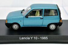 MODELO AUTO LANCIA Y10 Y 10 ESCALA 1/43 DIECAST COCHE MODELO MODELOS MODELL
