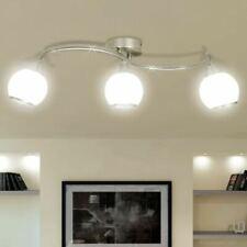Plafonniers et lustres éclairages sur rail salon pour la maison