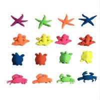 20x bunte Wasser-Expansion Wachsende Tier-Spielzeug Neu`.,/DE Kinder Kreat A8F8