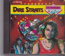 Dire Straits-Live&Alive cd album
