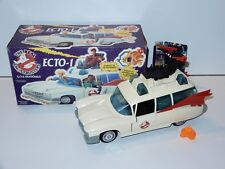 GHOSTBUSTERS ECTO I 100% COMPLETE IN ORIGINAL BOX MIB 1980s KENNER BENELUX