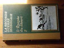 $$$ Livre Ed FamotLa Seconde Guerre MondialeL'Epopee du desert 3