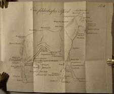 TIERARZNEI: STEINHOFF, BEHANDLUNG DES PFERDES 1824 SEHR SELTENE SCHRIFT, TAFELN!