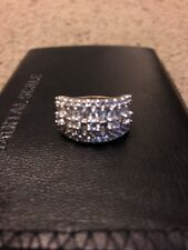 Beautiful Ring 10K yellow gold 6g grams CRP MARKED BRAND NAME Size 7-7.25