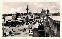 Iraq North Gate Baghdad RPPC 04.94