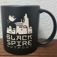 Disney Parks Star Wars Galaxy's Edge Black Spire Outpost Batuu Coffee Mug New