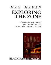 Da Vinci Zone MAGIC BOOK TEST NEW Max maven