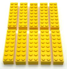 LEGO LOT OF 25 NEW LIME GREEN 2 X 2 DOT DUPLO BRICKS BUILDING BLOCKS