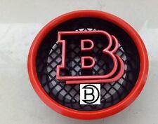 BRABUS  GRILL BADGE RED W463 G63 G65 G63 AMG 6X6  GL X166