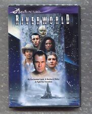 RIVER WORLD * DVD, 2004 * RARE TV SCI-FI  FANTASY *  BRAND NEW