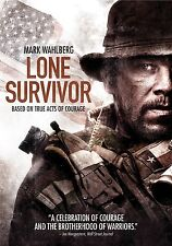 LONE SURVIVOR DVD BRAND NEW FREE SHIPPING