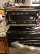 Vintage Ross Electronics 8- track player model 6003 Japan