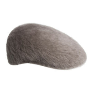 Kangol Cocoa Brown Furry Furgora 504 Cap XL (61cm)