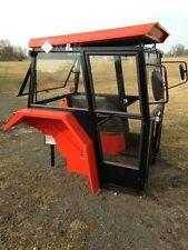 Traktorkabine Kabine passend für MF200 für Traktor Schlepper Farbe: ROT