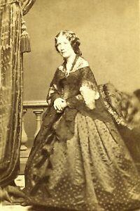 Harriet Beecher Stowe-Abolitionist-Author Uncle Tom's Cabin-Photo