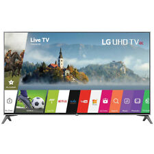 LG 65UJ6300 - 65-Inch 4K UHD HDR Smart LED TV (2017 Model) - OPEN BOX