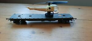 Triang Hornby Battle Space Helicopter And Launch Vehicle
