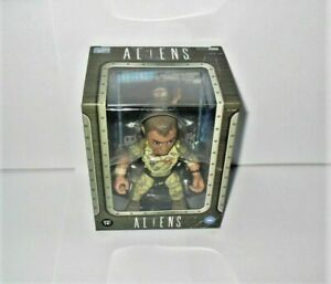 The Loyal Subjects Aliens Action Vinyl William Hudson Figure NEW AUTHENTIC