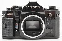 Canon A-1 Body Gehäuse Spiegelreflexkamera Kamera Camera schwarz