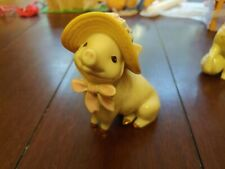 "Lenox ""Sadie's Sunday Best"" Pig Figurine"