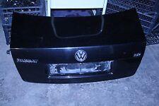 VW PASSAT B5 SALOON BOOTLID TAILGATE IN BLACK