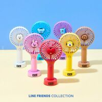 [BT21] - BT21 Portable Hand Fan Air Cooler Royche Official Goods Expedite Ship