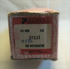 Syn-Tac Precision Rolls No. 37521 Ink Distributor Roller for A. B. Dick 375 ?