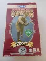 1996 Ty Cobb Starting Lineup Cooperstown Collection Figure, New - Damaged Box