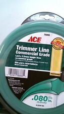 Ace 76866 Trimmer Line .080' x 296', PACKAGED WRONG