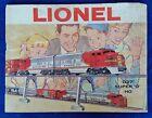 "1960 Lionel HO Train""027"" Super ""O""  Catalog Brochure Booklet"
