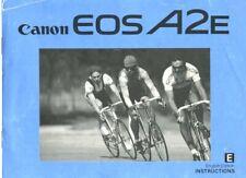 Canon EOS A2E Instruction Manual