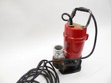 "Multiquip St2040T Submersible Water Trash Pump 2"" Diameter 40' Head - Low Hours"