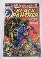 Jungle Action #10 black panther 1974 1st King Cadaver Jack Kirby marvel comic!!