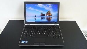 Dell Latitude E6230 laptop, Intel core i5 CPU, 8GB RAM, 128GB SSD, Win 10