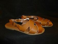 Old Navy Sandals Size 3 Tan Brown New